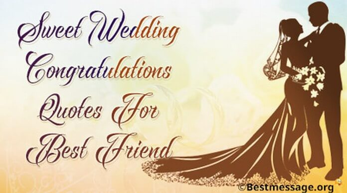 wedding congratulations wishes and