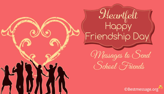 heartfelt happy friendship day