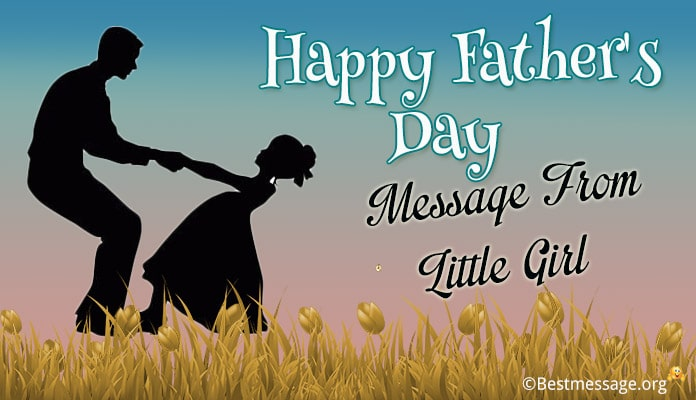 fathers day messages from