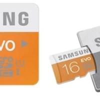 Samsung 16 GB micro SDHC card