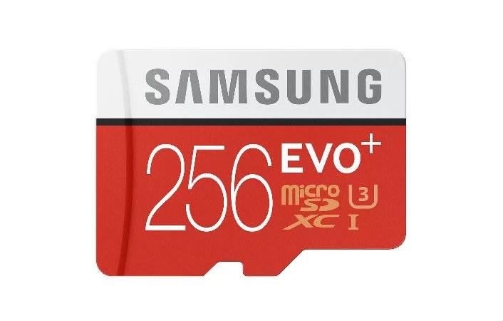 Samsung 256gb micro sd card
