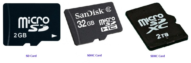 pny vs sandisk - SD SDHC SDXC Card Comparision
