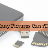 How Many Pictures Can 1TB Hold