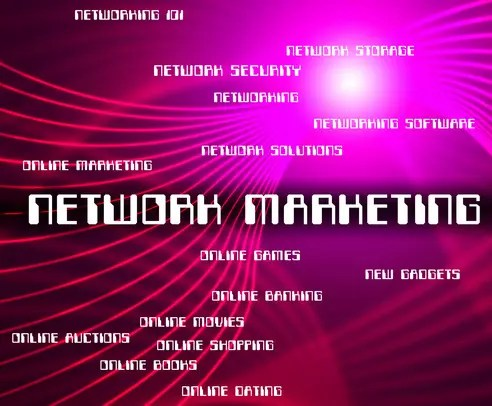 network marketing techniques