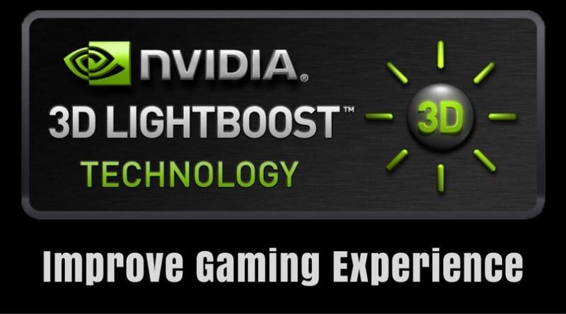 Nvidia Lightboost