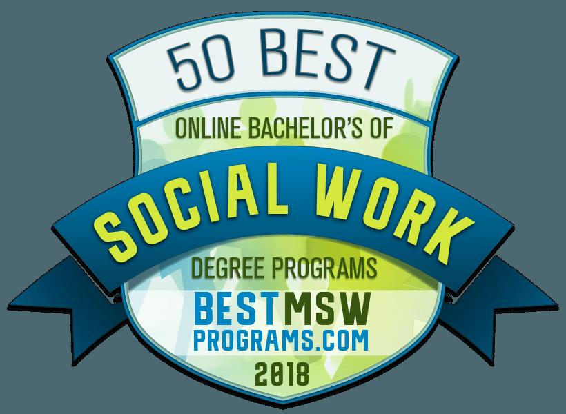 50 Best Online Bachelor's Of Social Work Degree Programs 2018 – Best