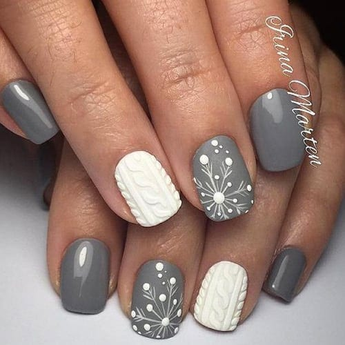 Best Winter Nails for 2018
