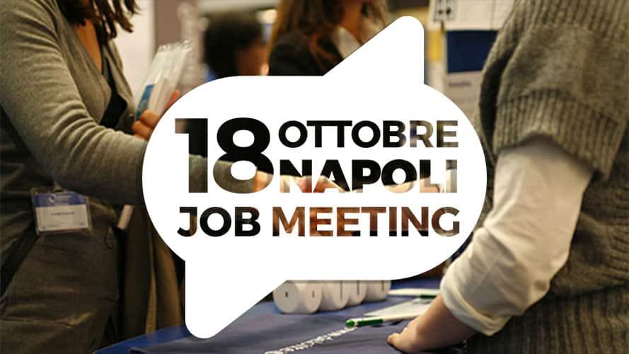 JOB MEETING NAPOLI