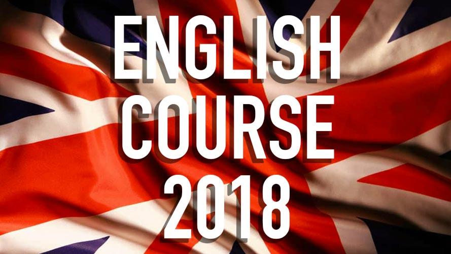 Corso di Inglese 2018 Autunnale