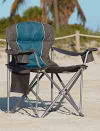 Best Beach Chairs For Big And Tall People In 2018. (Up To