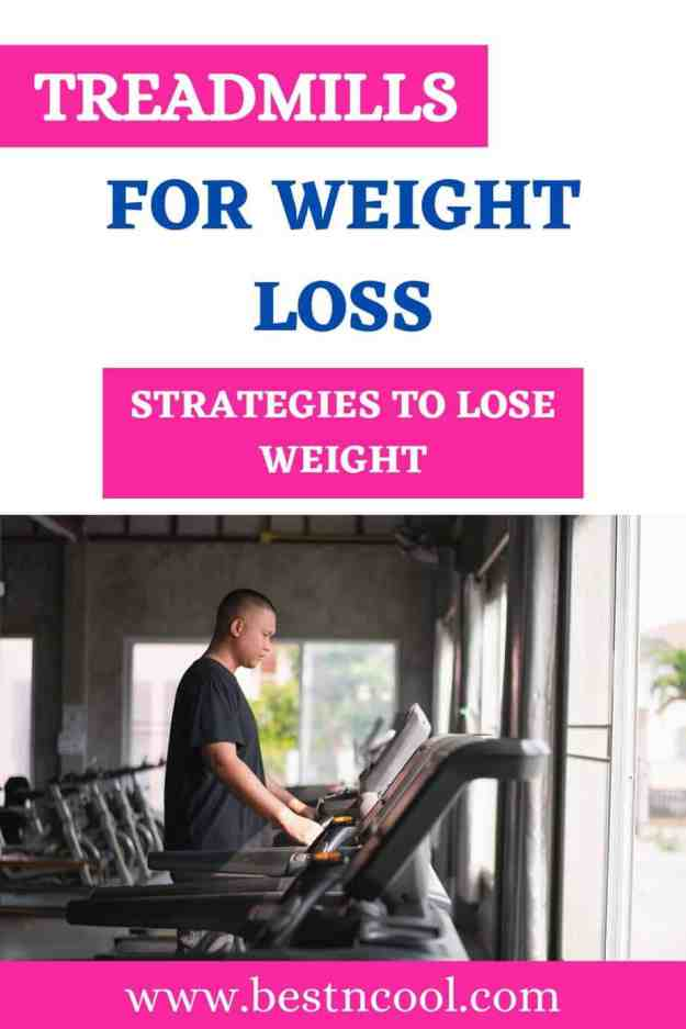 How to use a treadmill for weight loss