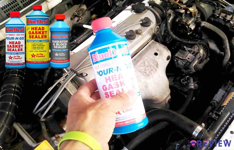 Best Head Gasket Sealers review