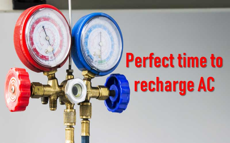 How Much an AC Recharge Cost? – Described in Details