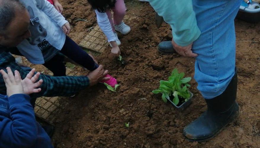 «Η σπορά, τρόπος ζωής» στον Β' Παιδικό Σταθμό του Δήμου Γαλατσίου!