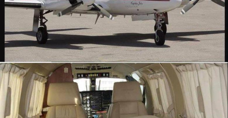 Δωρεά αεροσκάφους μεταφοράς ασθενών στη Μύκονο από το ίδρυμα Florios Mykonos Foundation