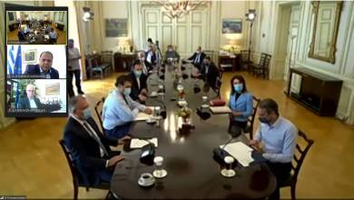 """Οι Δήμοι στην Επιτροπή """"Ελλάδα 2021""""   Σύσκεψη υπό τον Πρωθυπουργό"""