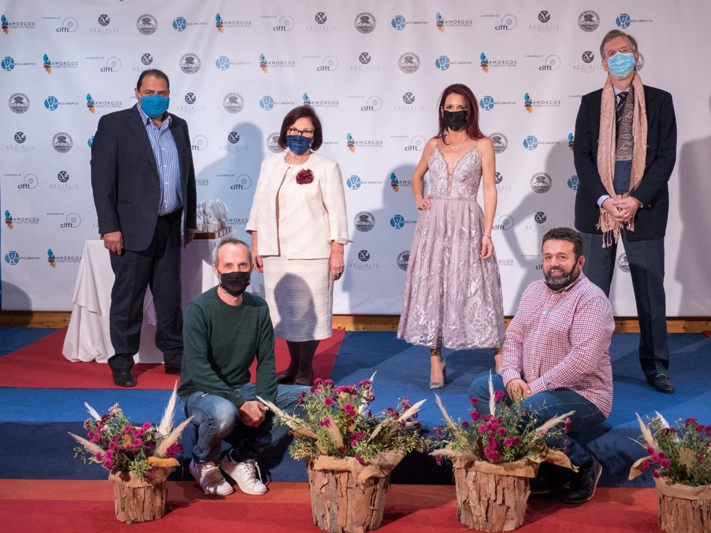 Με επιτυχία το διαδικτυακό Φεστιβάλ Κινηματογράφου Αμοργού