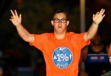 Chris Nikic: Ο πρώτος αθλητής με σύνδρομο Down που ολοκληρώνει το τρίαθλο Ironman