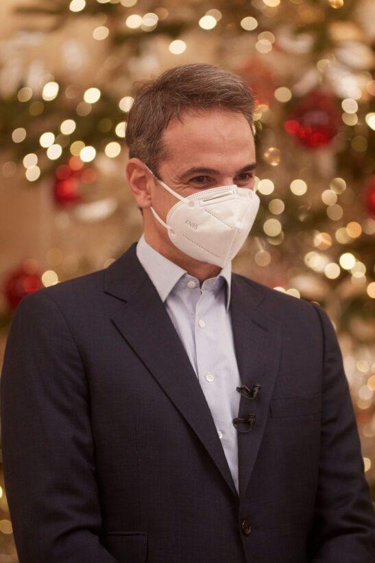 Χριστουγεννιάτικα Κάλαντα στον Πρωθυπουργό από όλη την Ελλάδα