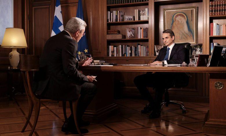 Κυριάκος Μητσοτάκης - Νίκος Χατζηνικολάου: ενδιαφέρουσα συνέντευξη