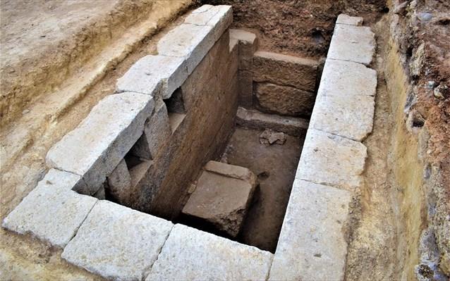 O ταφικός τύμβος Μεσιάς στη χώρα της αρχαίας Ευρωπού