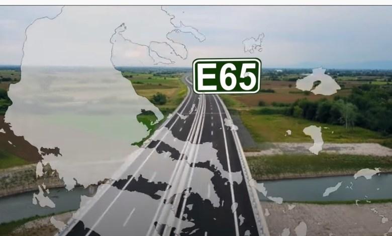 Αυτοκινητόδρομος Κεντρικής Ελλάδας Ε65
