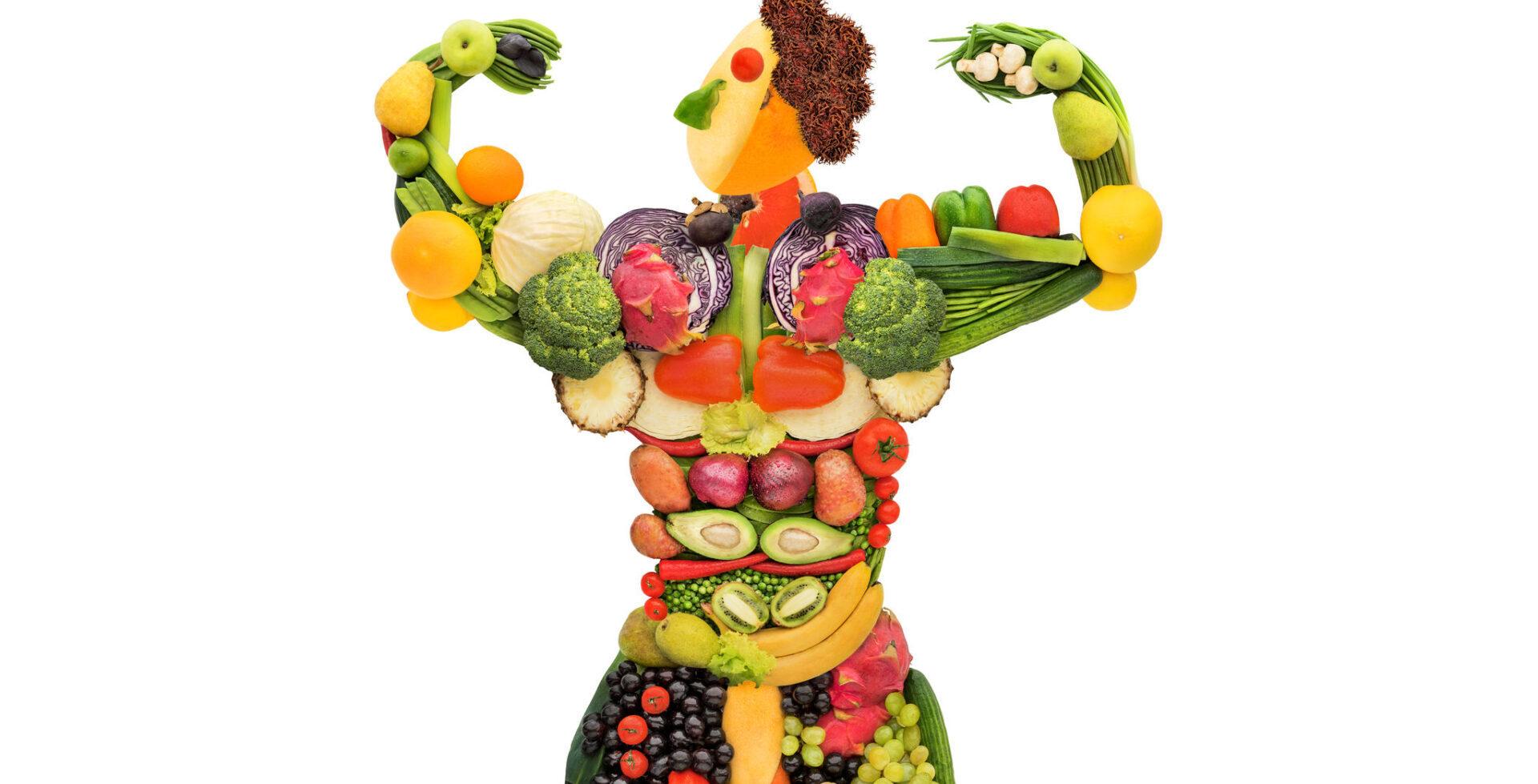 Διατροφή για γερά οστά και κόκκαλα