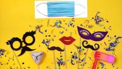 Διαγωνισμός Κατασκευής Αποκριάτικης Μάσκας με μάσκα μιας χρήσεως (1)