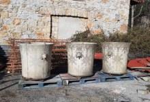 Στο Προεδρικό Μέγαρο εντοπίστηκε το «χαμένο» κασπώ των ανακτορικών κήπων στο Τατόι
