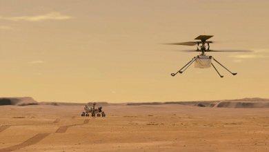 NASA: Το ρομποτικό ελικόπτερο «Ingenuity» απογειώθηκε επιτυχώς από την επιφάνεια του Άρη