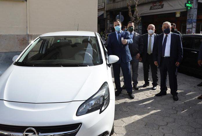 ΕΕΑ :Δωρεά 2 αυτοκινήτων στη ΔΙΜΕΑ για την πάταξη του παραεμπορίου