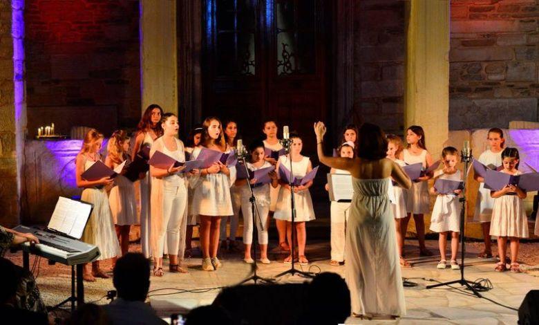 Η Χορωδία Ωδείου Μυθωδία Πάρου στο διεθνές φεστιβάλ