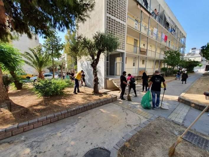 Δήμος Αγίας Βαρβάρας: Καθαρίζουν τις γειτονιές - Φροντίζουν το περιβάλλον
