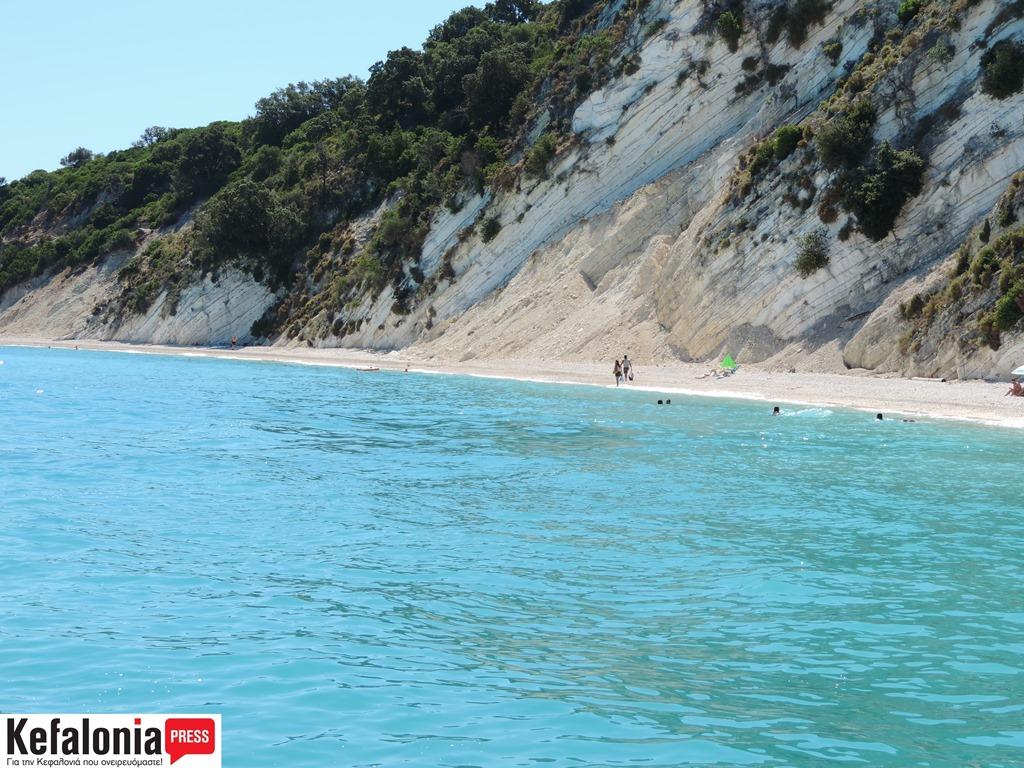 Γιδάκι - Η παραλία διαμάντι της Ιθάκης! Η παραλία των διασήμων