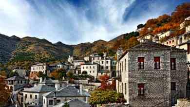Best Tourism Villages ελληνικά χωριά