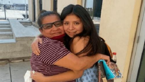 απαγωγή μητέρα κόρη επανασύνδεση