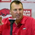 Bret Bielema Embraces the Gecko, Breaks with All Kinds of Convention