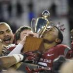 Top 50 (ish) Major College Football Rivalry Trophies: Part 1