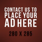 Contact Us to Place Your Ad Here - 280 x 285