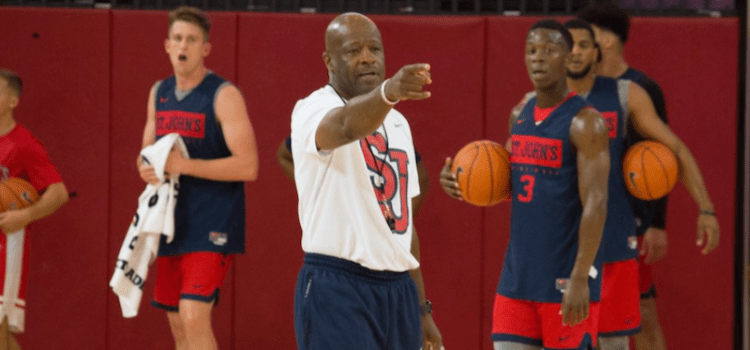 """Mike Anderson On Bringing """"15 minutes of what the hell are we doing?"""" to St. John's"""