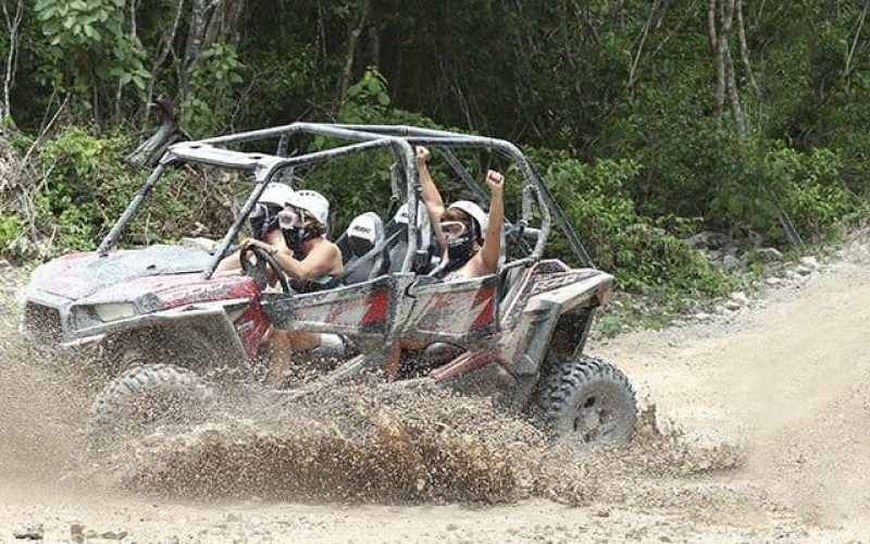 Atv Tour Puerto Vallarta