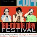 <i>Podcast: What's Up Bainbridge</i><br>Ten Minute Play Festival Aug. 23 with locally written plays at BPA