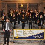 <i>Podcast: Bainbridge On Campus:</i> <br />BHS Band's Annual Swing Dance
