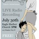<i>Podcast: What's Up Bainbridge: </i><br>Bonnie and Clyde: July 30 live radio play by Michael January