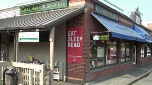 The independent bookstore on Winslow Way