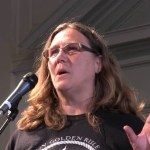 Former Golden Rule crew member Helen Jaccard