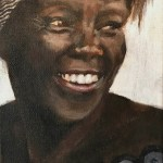 "<i>Podcast: Arts & Artists on Bainbridge: </i><br>""Persistent Women:"" Suzette Ruys' portraits open March 2 at the Bainbridge Library"