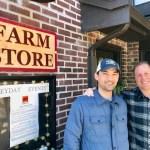 <i>Podcast: Tastes of Bainbridge: </i><br>Meet the new proprietors of the Heyday Farm Store!