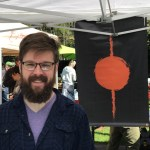 <i>Podcast: Tastes of Bainbridge: </i><br>Glass artisan Isaac Swanson at the Farmers Market