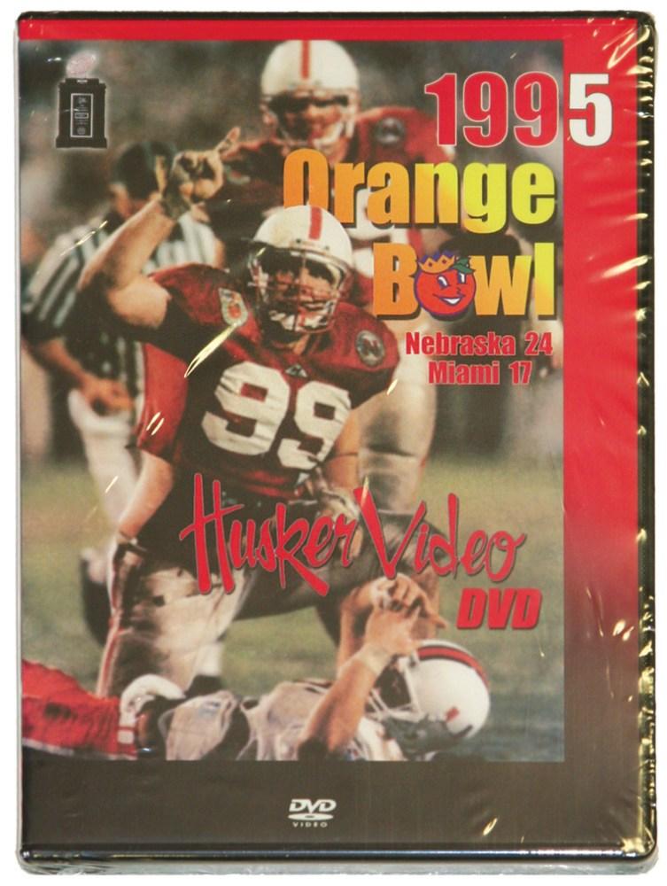 1995 Orange Bowl dvd